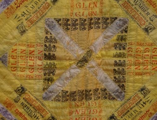 Exposition Les quilts américains de Charles-Edouard de Brohin